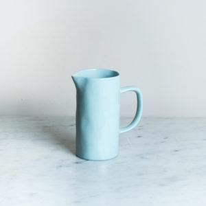 Small Pale Blue Jug