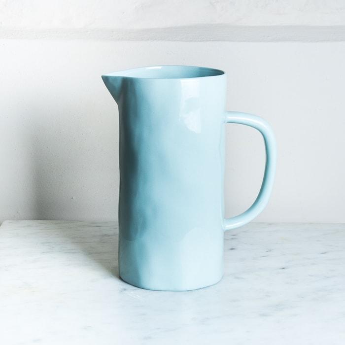 Large Pale Blue Jug