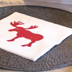 CHRISTMAS TABLE LINEN